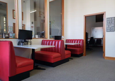 Coworking Booths